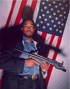 Ken With Gun