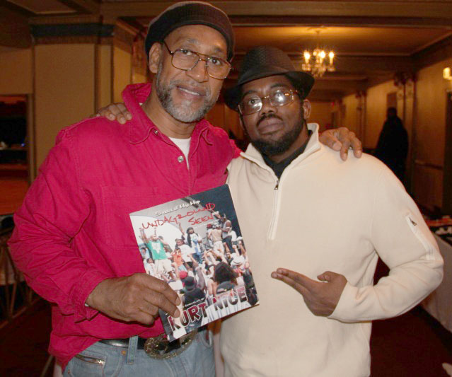 Kool Herc and Kurt Nice @Get Healthy Hip Hop