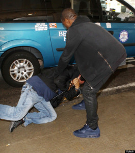 Photographer known as Deano was assaulted by Kayne West at the Los Angeles International Airport