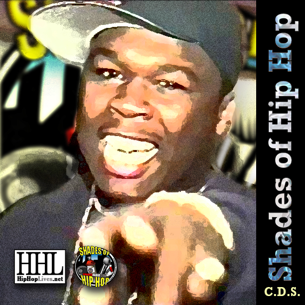 50 Cent from Shades of Hip Hop CDS